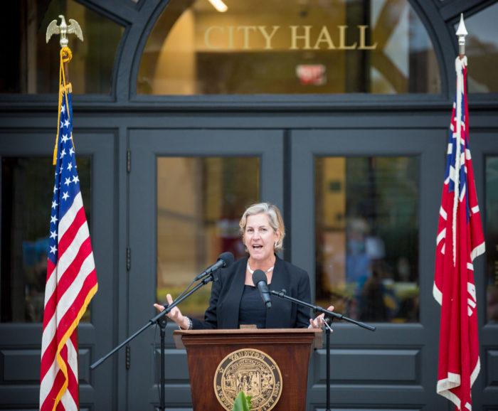 Martha Werenfels Taunton City Hall