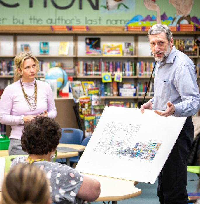Ed Cifune - DBVW Architects - Smithfield Elementary School Architect Rhode Island