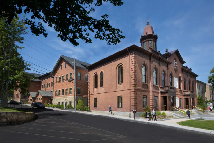 Plymouth Town Hall Architect