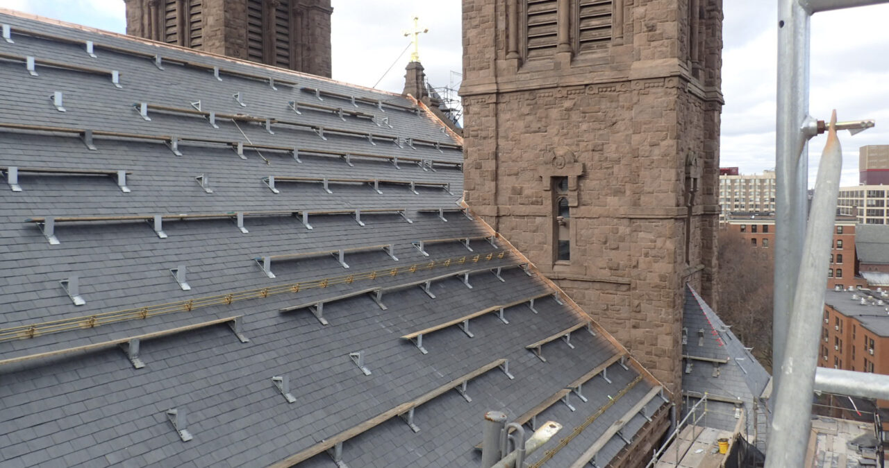 Cathedral of Saints Peter and Paul Roof Restoration